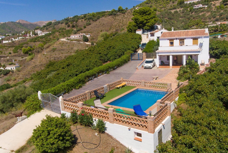 Villa Obispo, Frigiliana | Costa del Sol Rentals with Private Pool